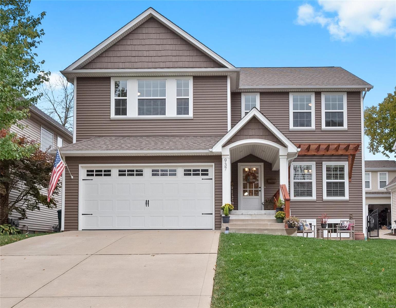 937 N Harrison Avenue Property Photo - Kirkwood, MO real estate listing