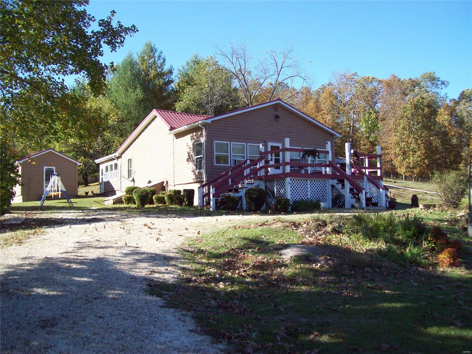318 Wayne 352-25 Property Photo - Piedmont, MO real estate listing