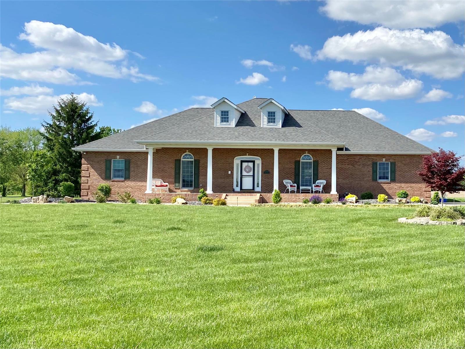 12931 Rose Road Property Photo - Trenton, IL real estate listing