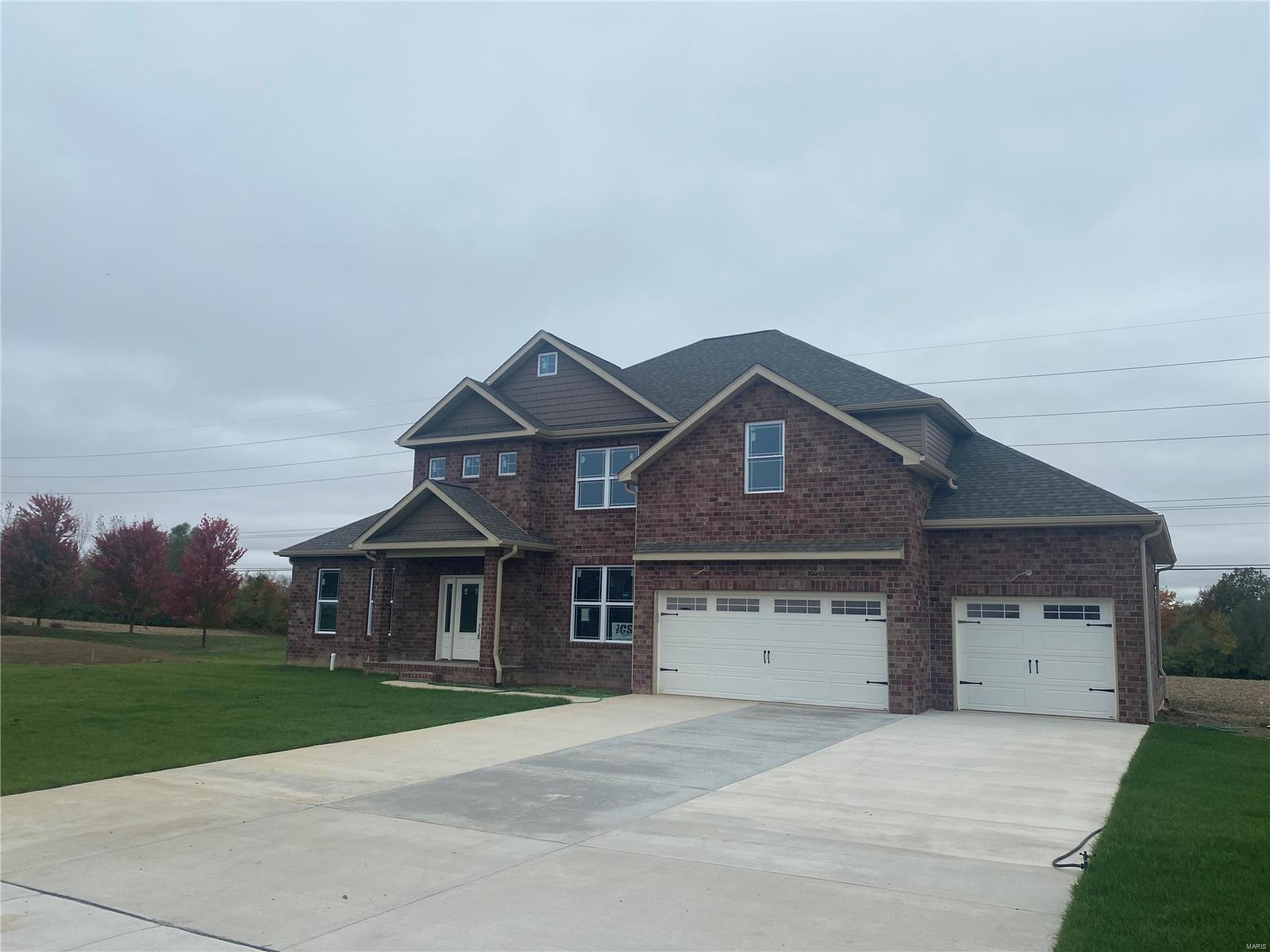 1603 Shadow Ridge Property Photo - Columbia, IL real estate listing