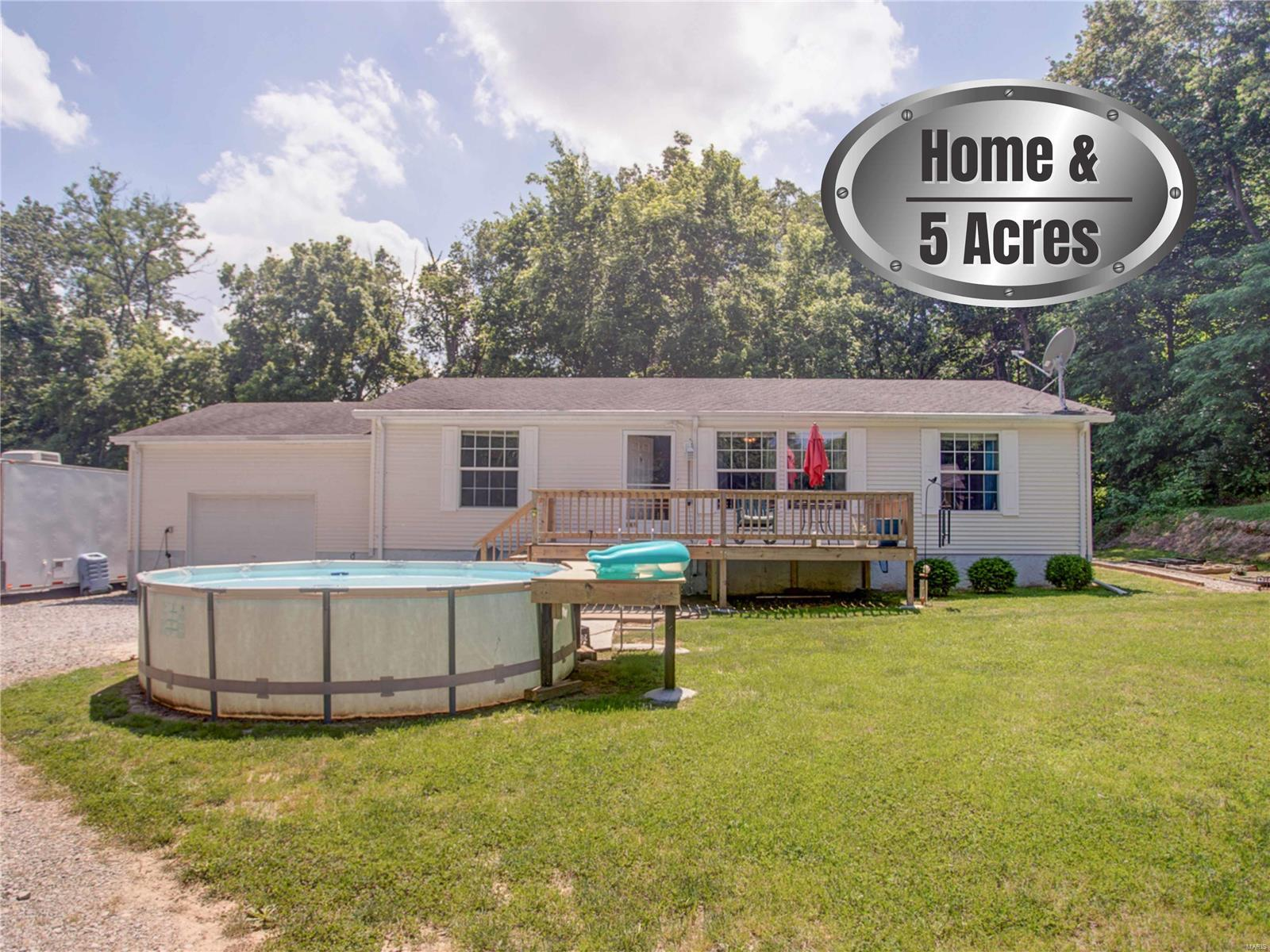 321 Mullins Road Property Photo - Chester, IL real estate listing