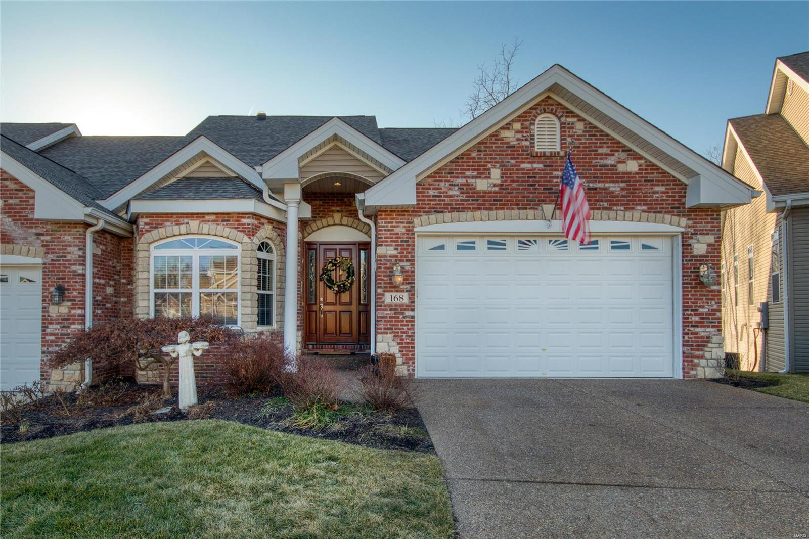 168 Woodland Place Property Photo - St Charles, MO real estate listing