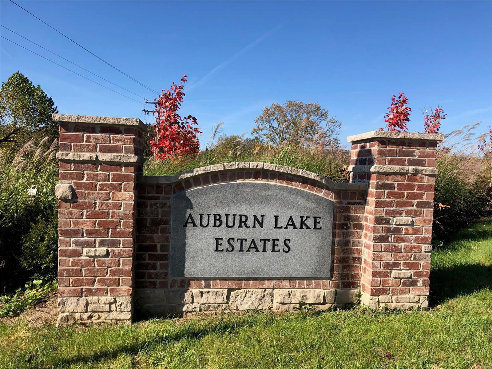 233 Auburn Ridge (Lot 21) Drive Property Photo - Troy, MO real estate listing