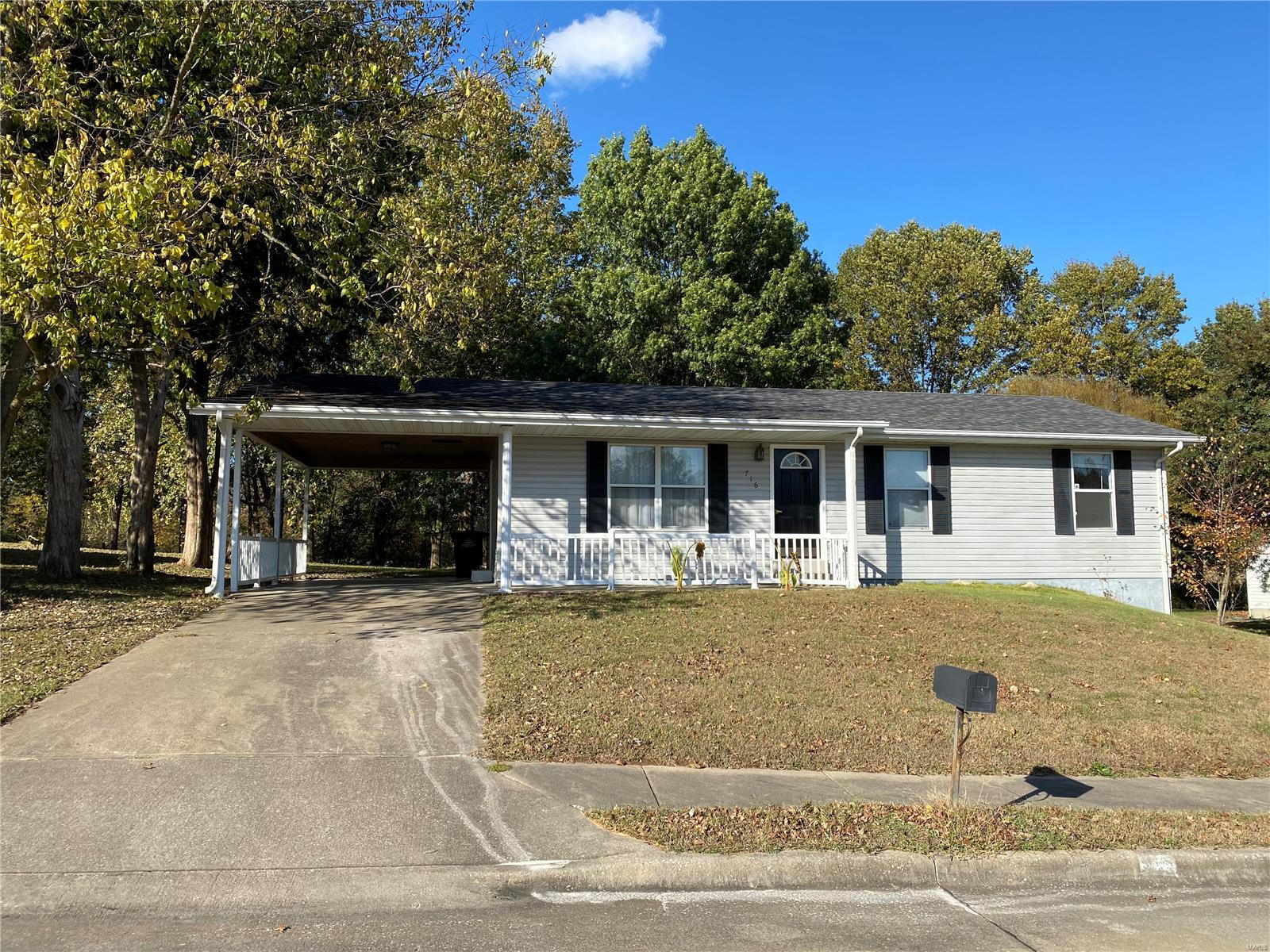 716 Truman Property Photo - Perryville, MO real estate listing