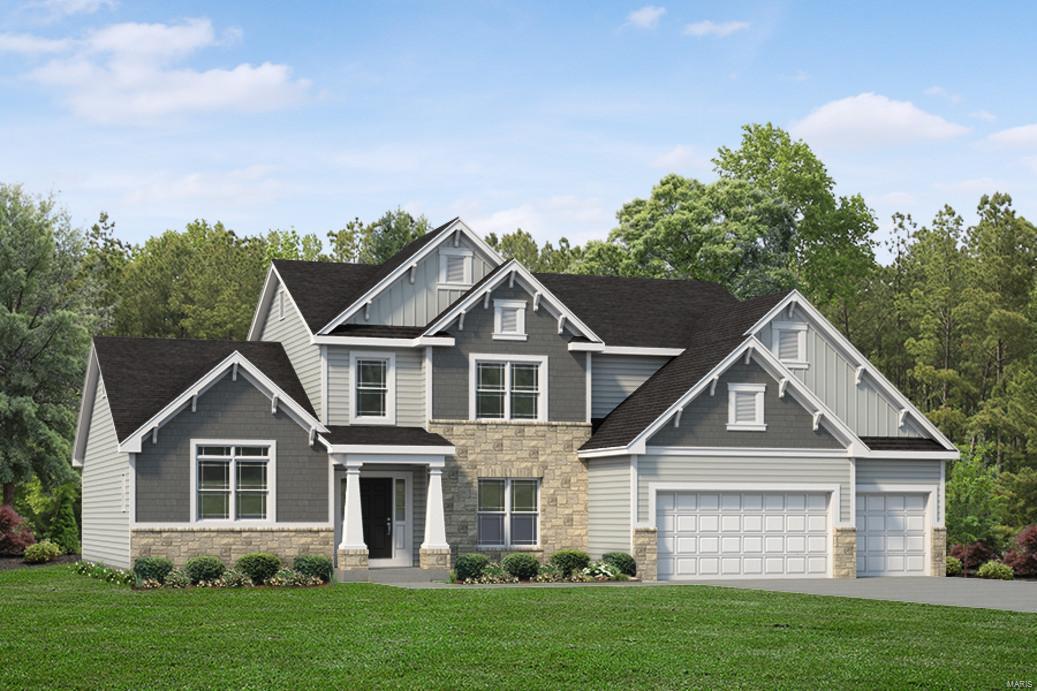 0 Lot #51 Wyndmere Property Photo - Lake St Louis, MO real estate listing