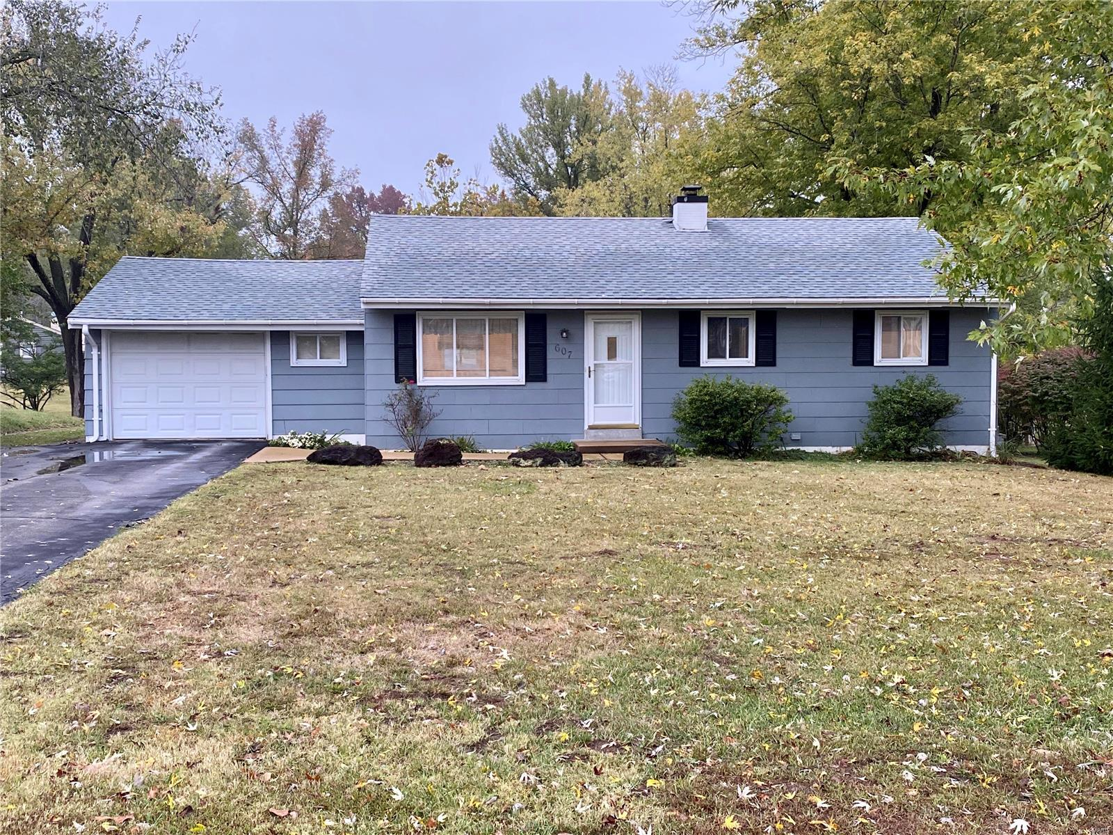 607 Nancy Place Property Photo - Ballwin, MO real estate listing
