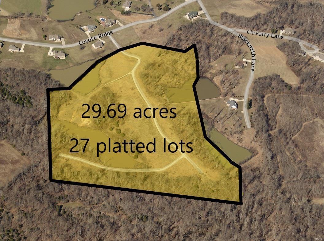 0 Saddlebrooke Ridge Property Photo - Jackson, MO real estate listing