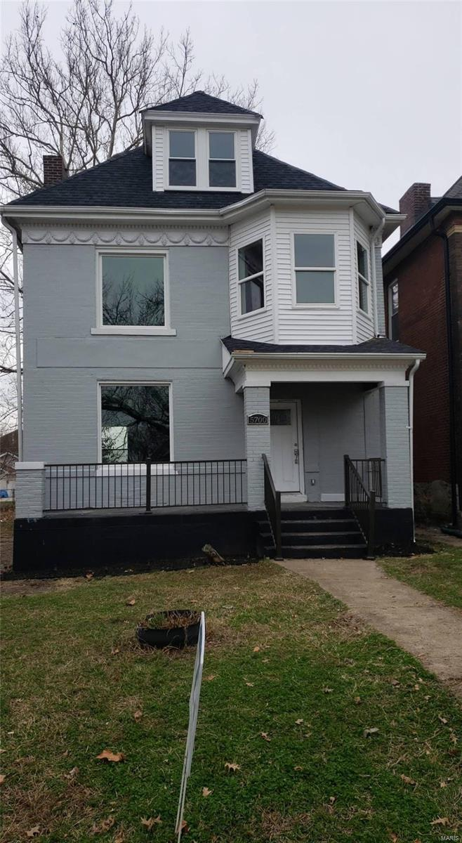 5700 Cates Avenue Property Photo - St Louis, MO real estate listing
