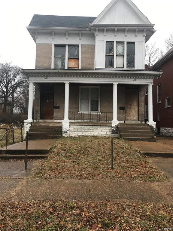 5673 Cates Property Photo - St Louis, MO real estate listing