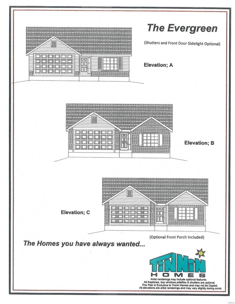 104 Doctrine Drive Property Photo - Festus, MO real estate listing