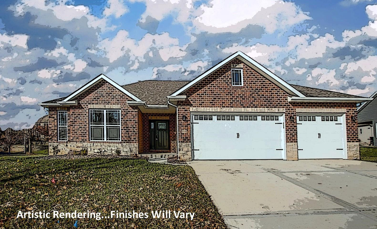 235 Smola Woods Court Property Photo - Glen Carbon, IL real estate listing