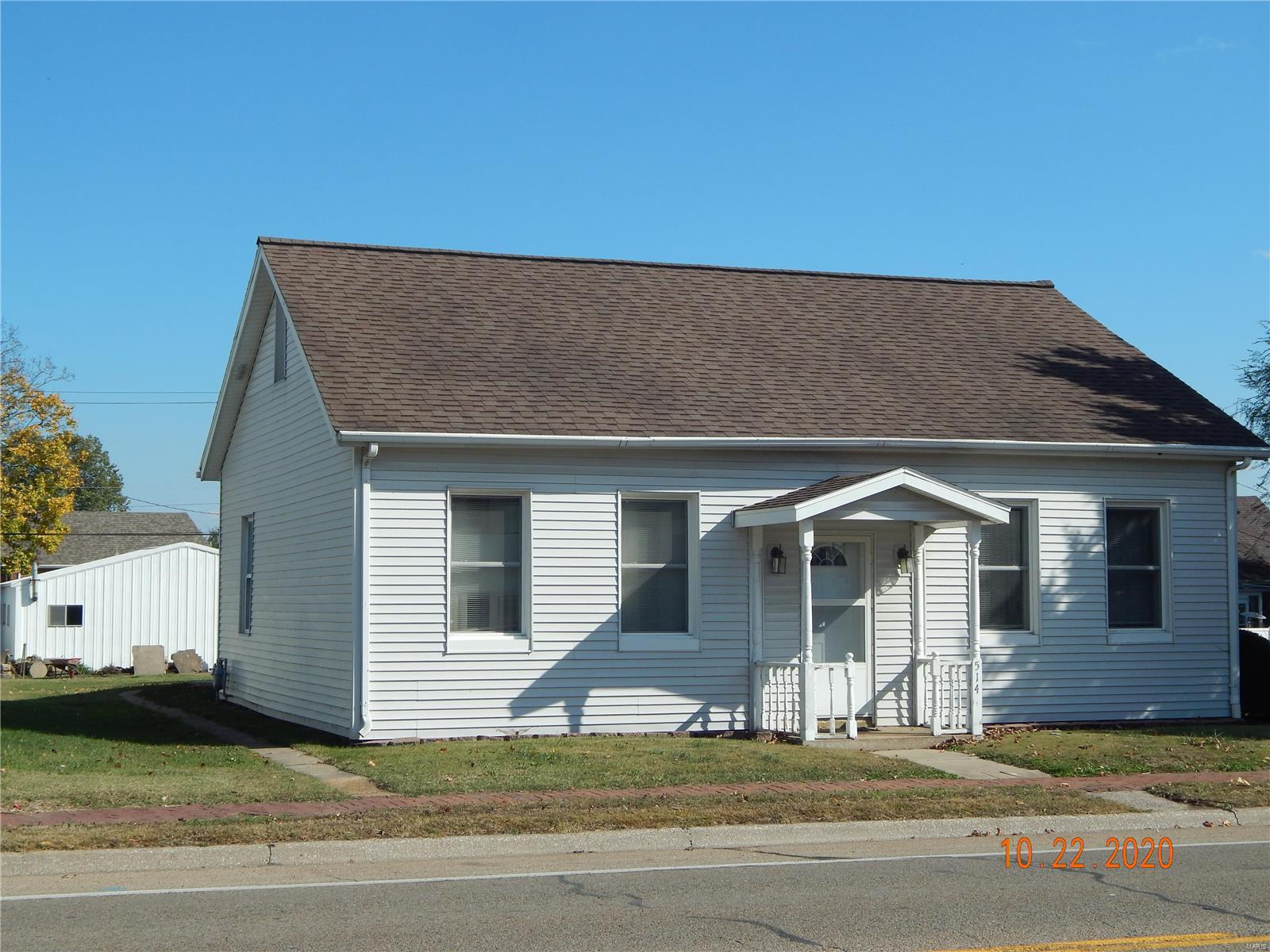 514 S Main Street Property Photo - Red Bud, IL real estate listing