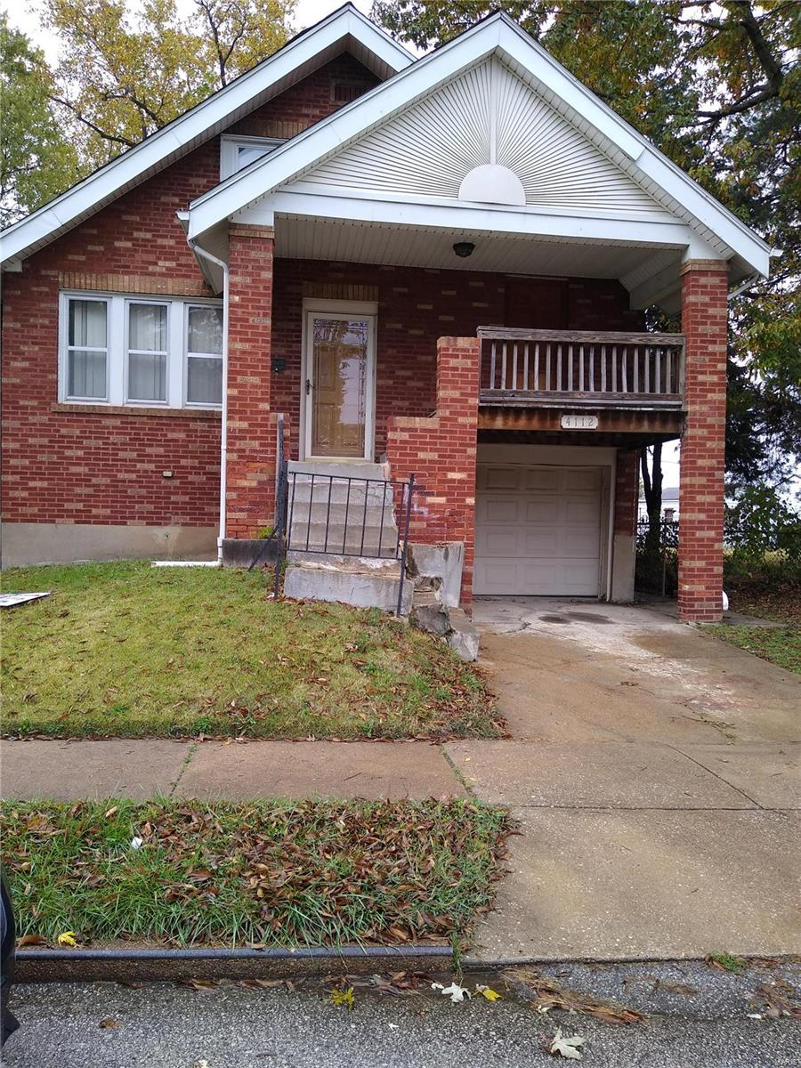 4112 Dressell Avenue Property Photo - St Louis, MO real estate listing