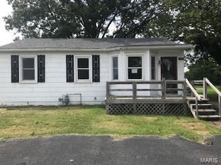 533 S Main Street Property Photo - Smithton, IL real estate listing