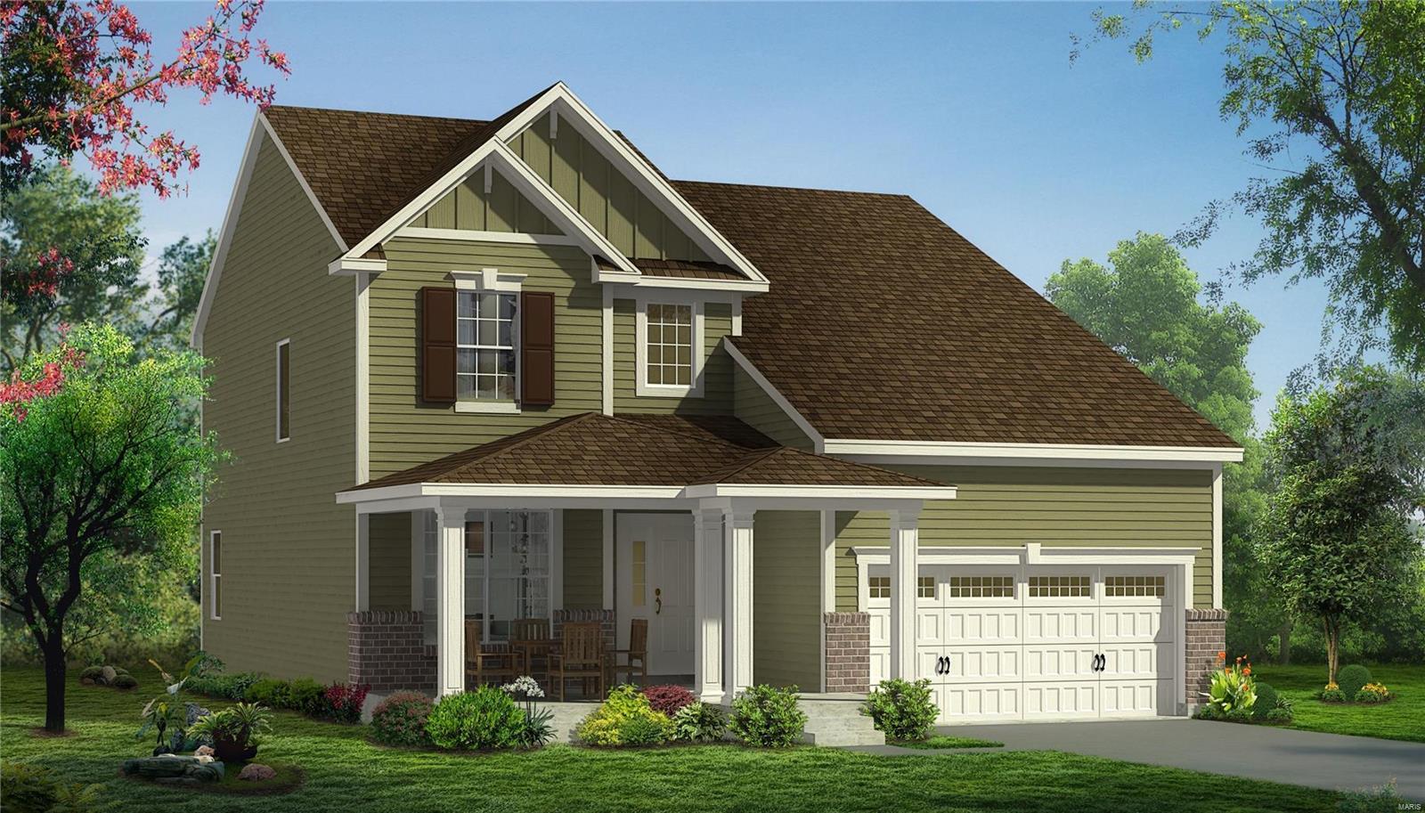 17113 Centaur Station Drive Property Photo - Wildwood, MO real estate listing