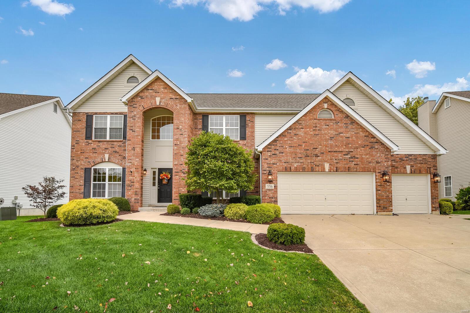 336 Trailhead Way Property Photo - Dardenne Prairie, MO real estate listing