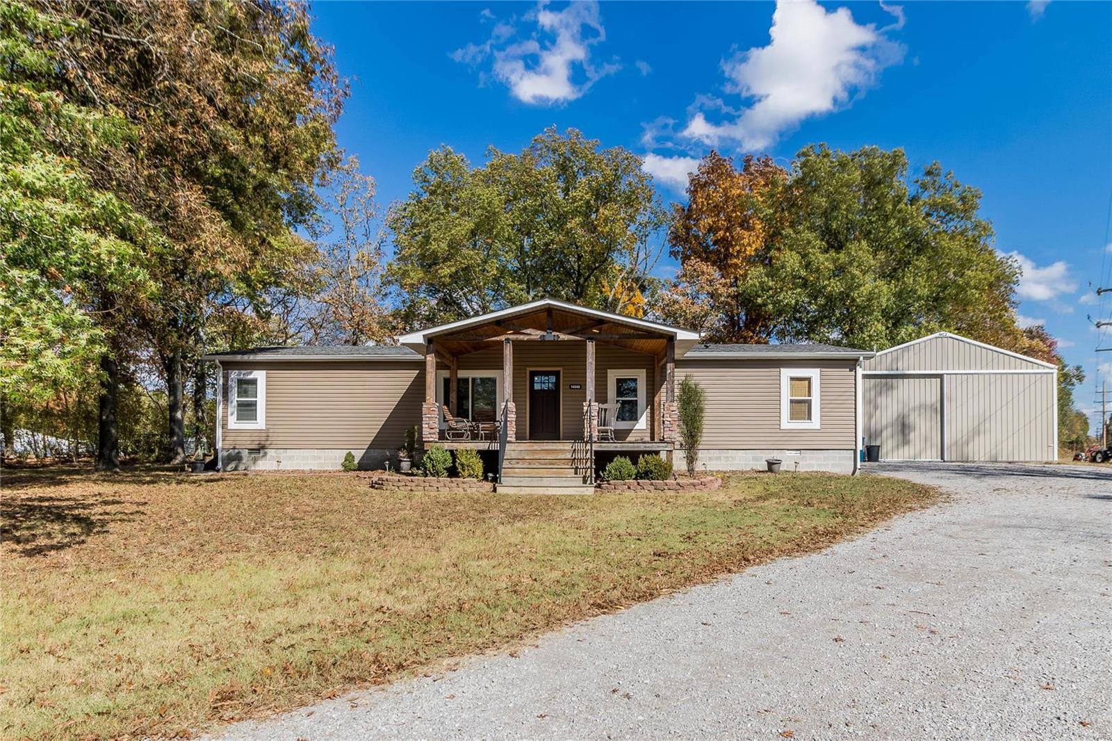 14040 Allen Road Property Photo - Carterville, IL real estate listing