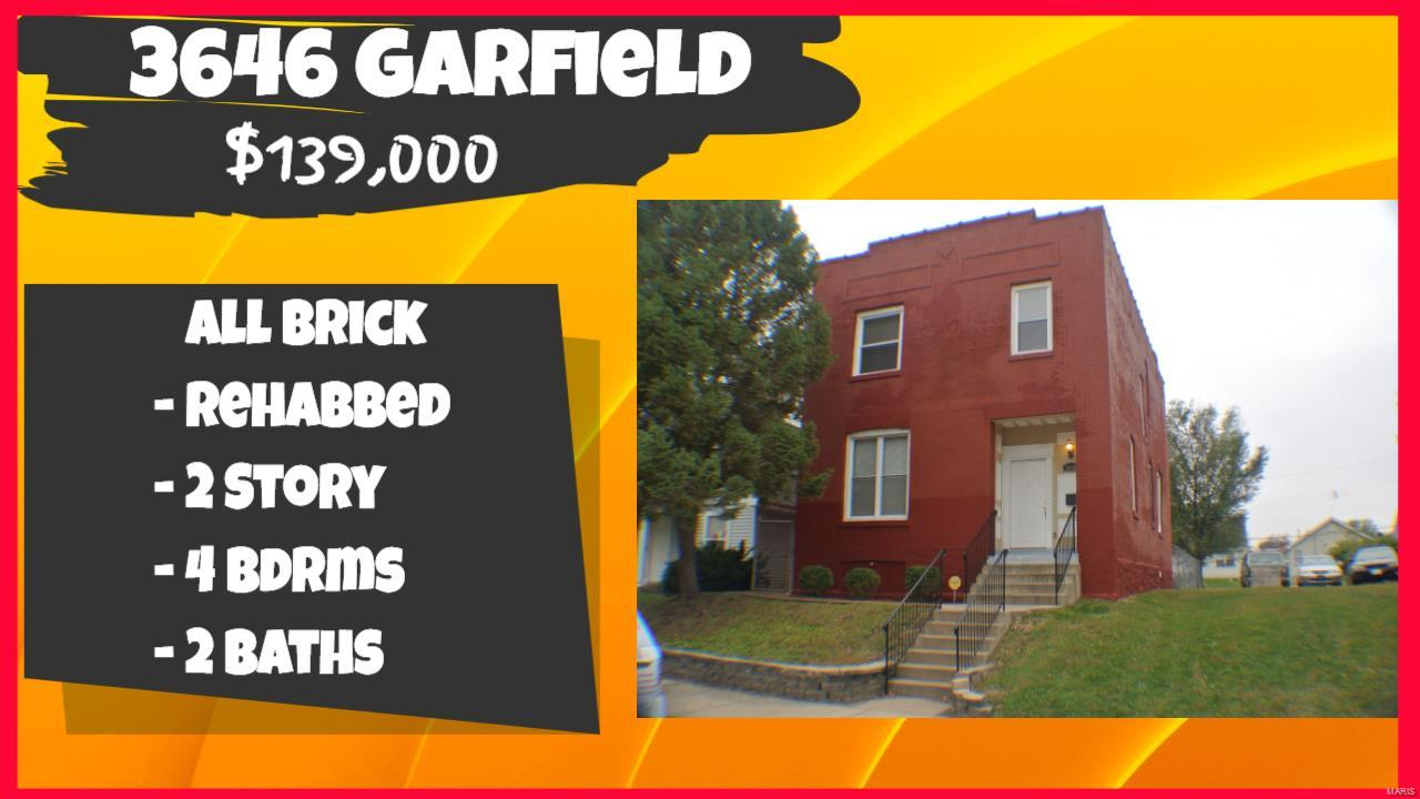 3640 Garfield Avenue Property Photo - St Louis, MO real estate listing
