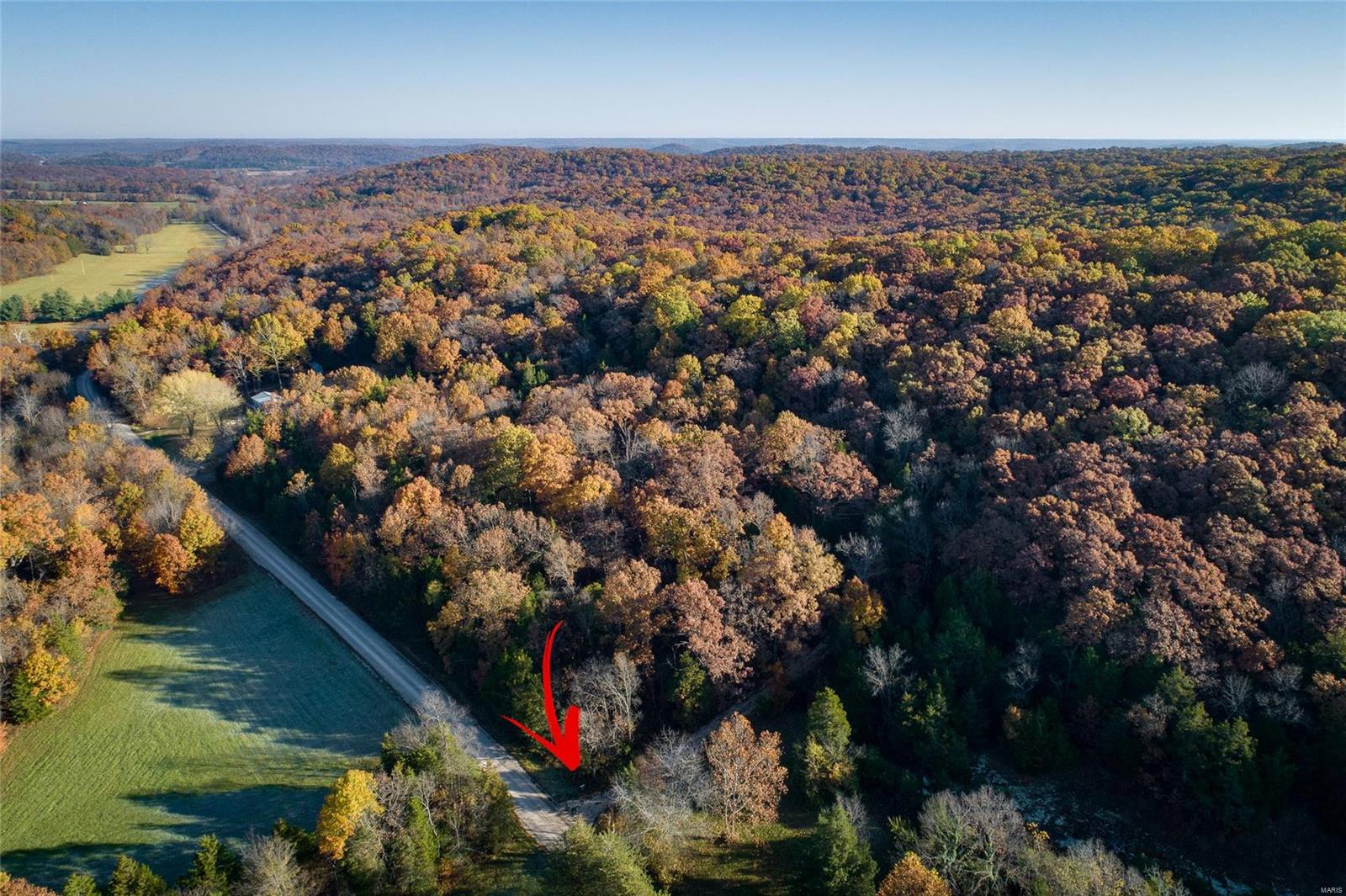 0 84.51 Acres +/ Leach Branch Road Property Photo - Hermann, MO real estate listing