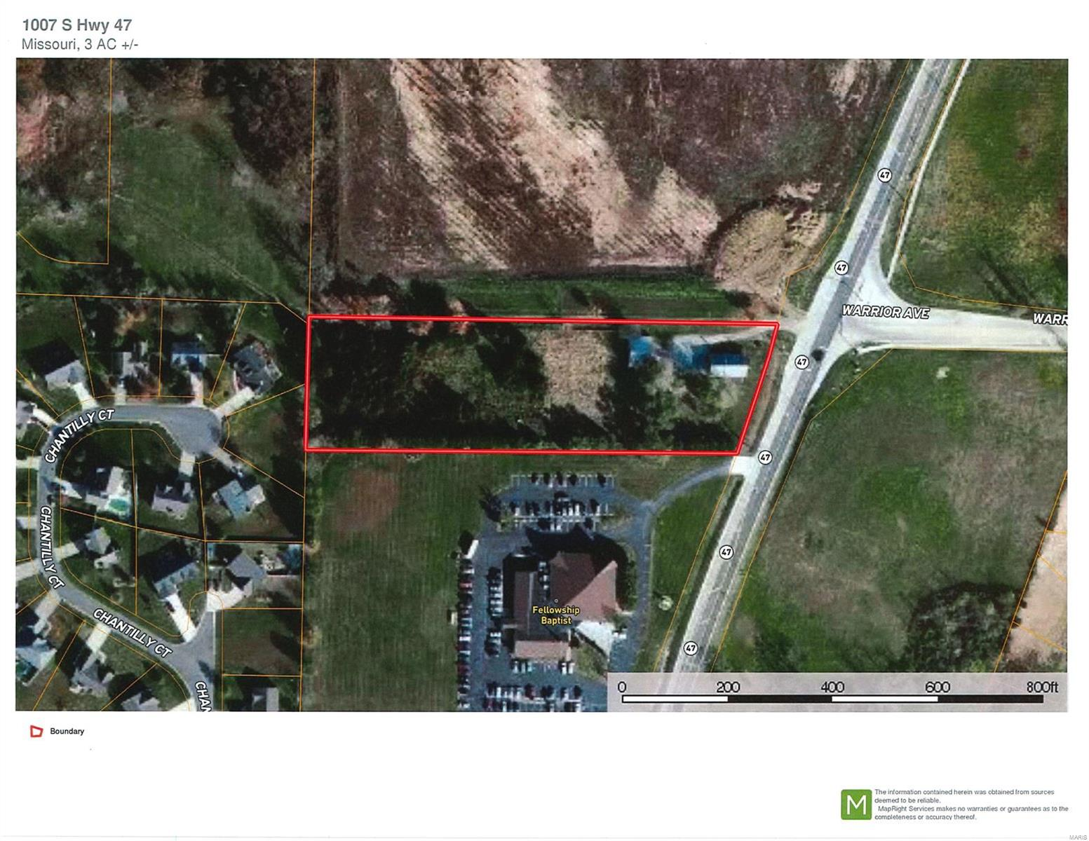 1007 S Hwy 47 Property Photo