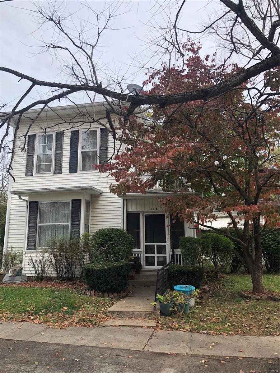 116 S 16 Property Photo - Louisiana, MO real estate listing