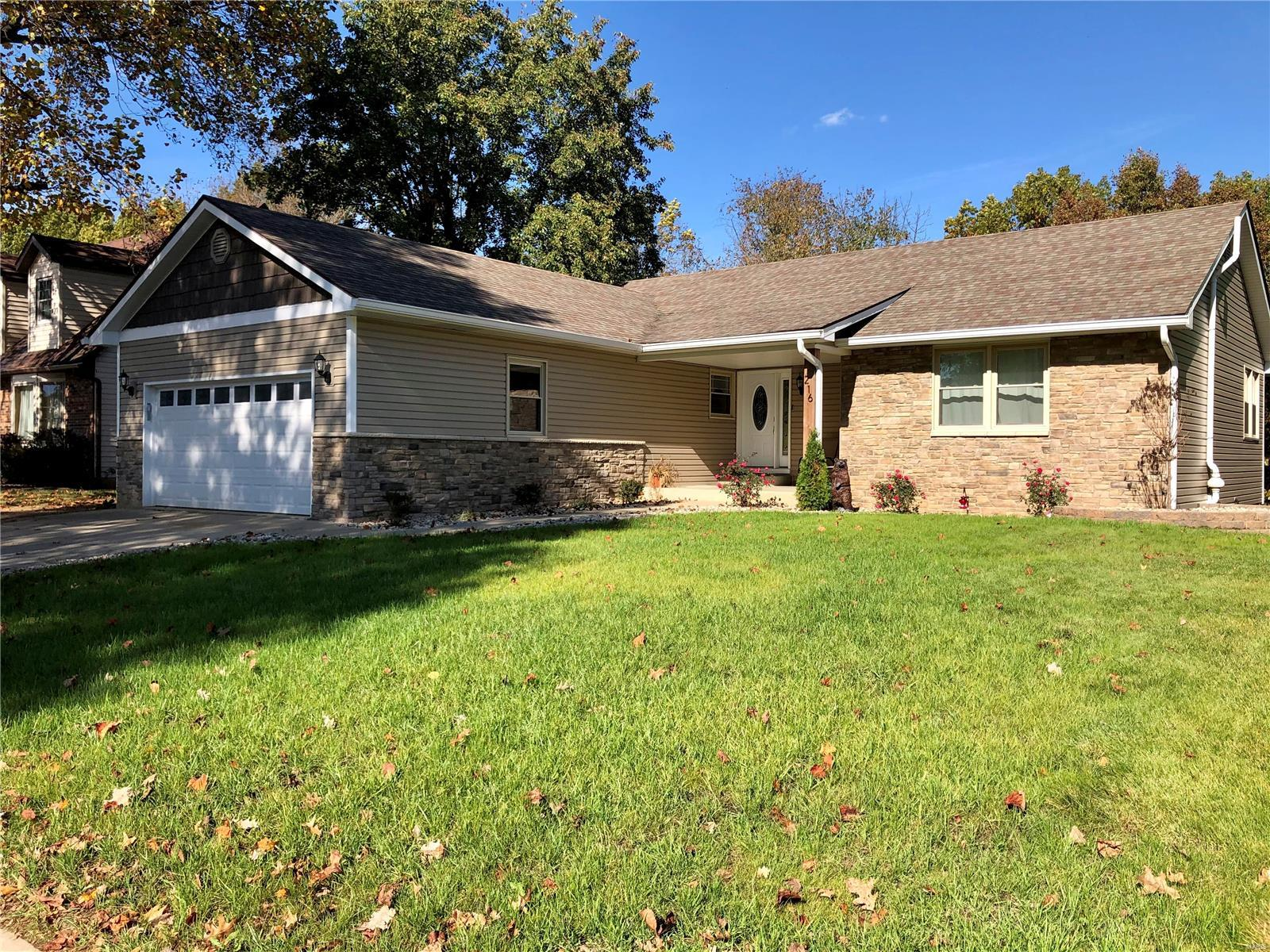 216 Riverwoods Cove Property Photo - East Alton, IL real estate listing