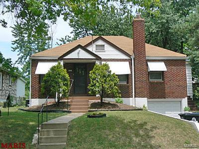 6457 Myron Avenue Property Photo - Velda Village Hills, MO real estate listing