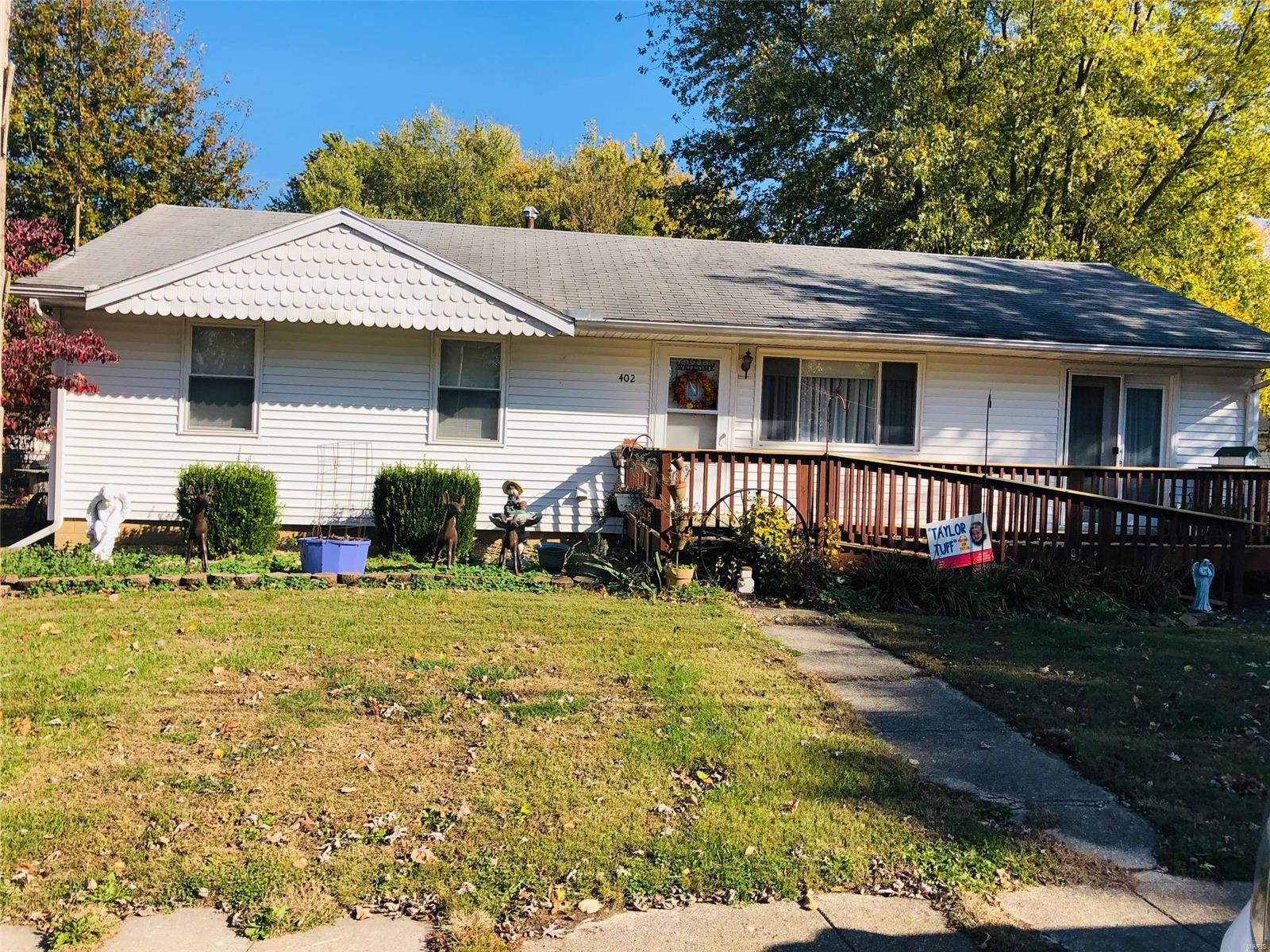 402 WOOD N Property Photo - Mulberry Grove, IL real estate listing