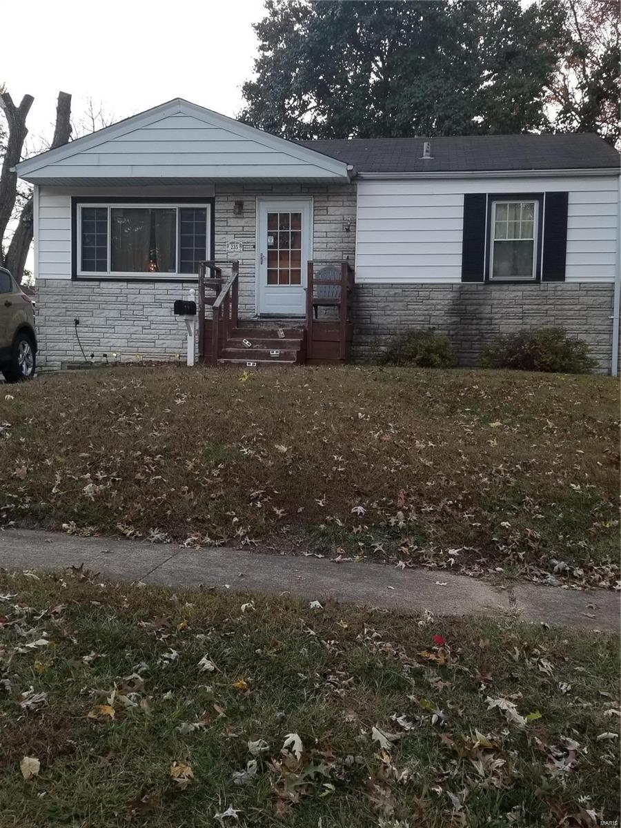 235 De Smet Property Photo - Florissant, MO real estate listing