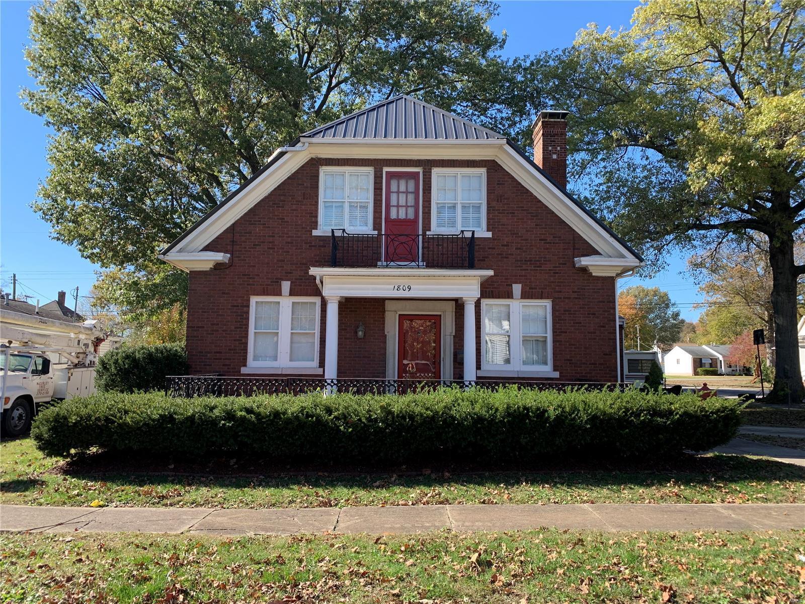1809 Fourth Street Property Photo - Eldorado, IL real estate listing