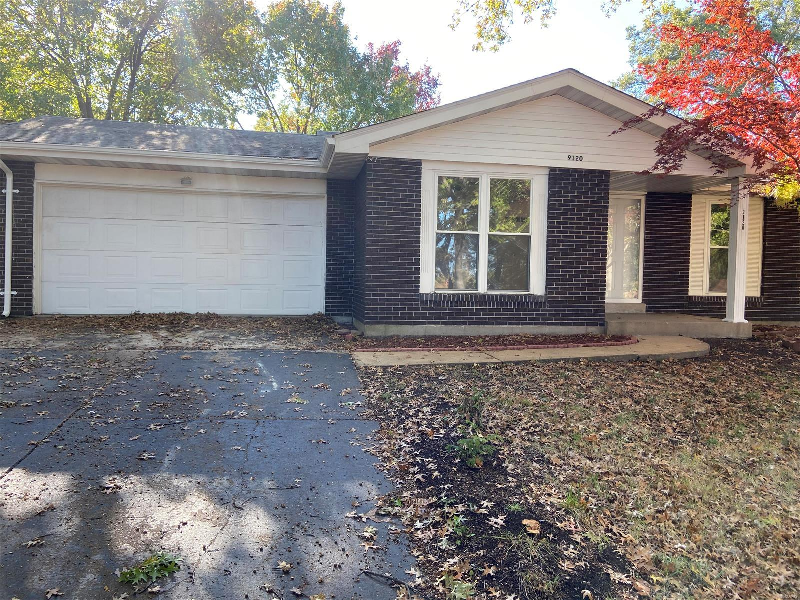 9120 Sumter Drive Property Photo - St Louis, MO real estate listing