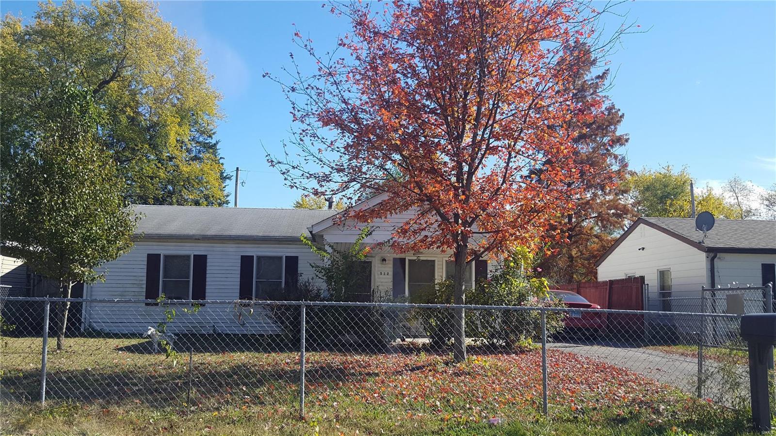 512 Saint James Lane Property Photo - Cahokia, IL real estate listing