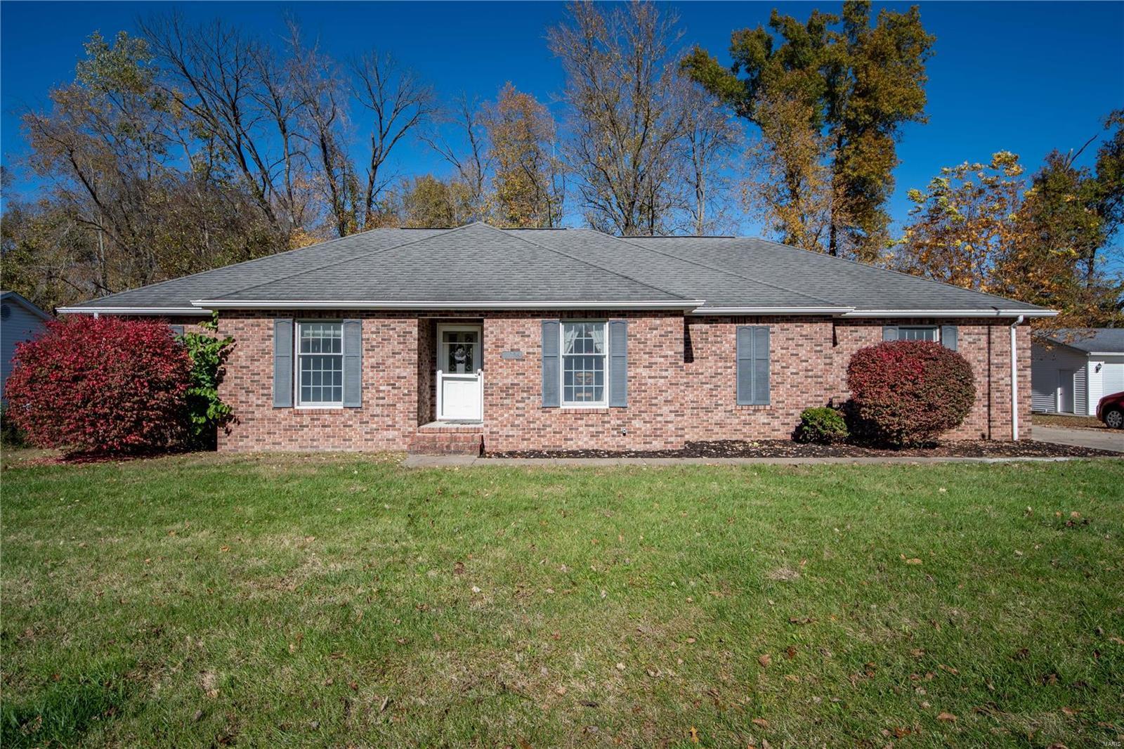 11006 Frosty Lane Property Photo - Johnston City, IL real estate listing