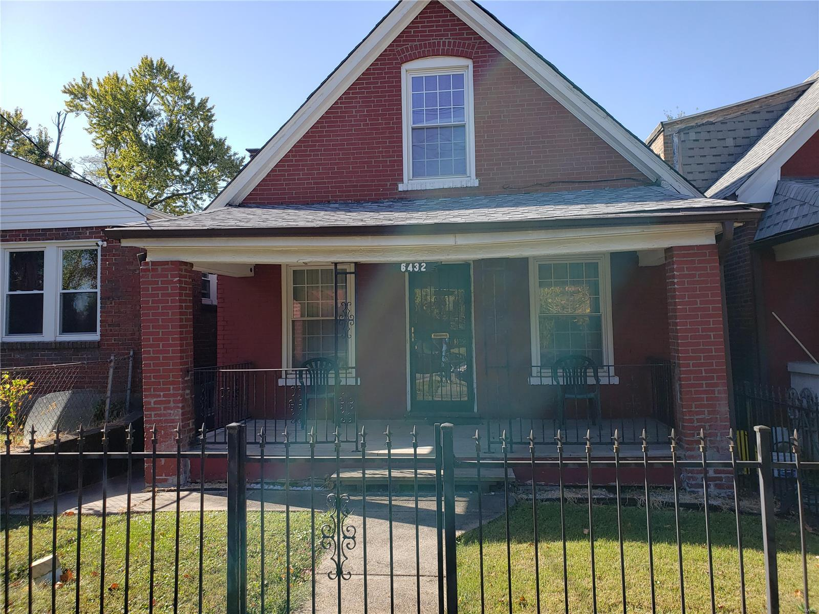 6432 Wells Avenue Property Photo - St Louis, MO real estate listing