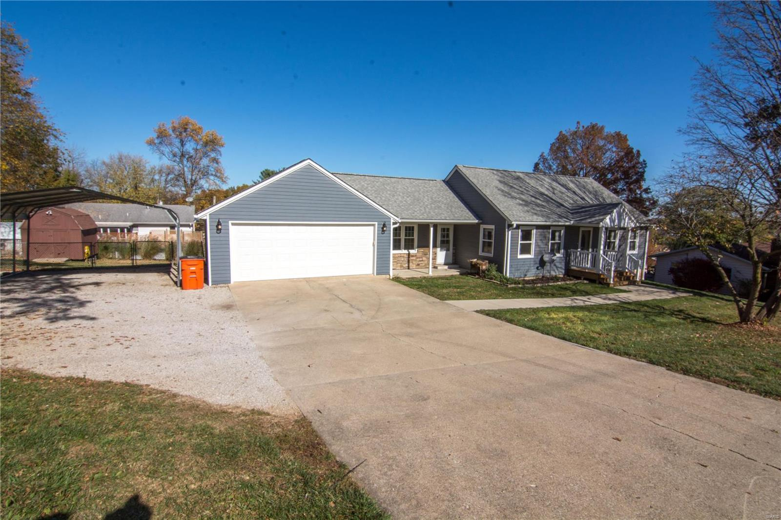 1419 W Jefferson Street Property Photo - Vandalia, IL real estate listing