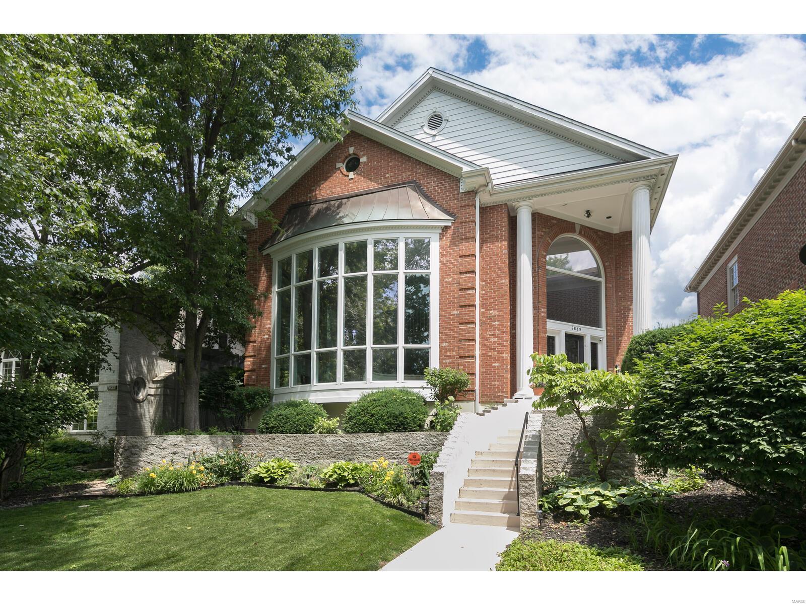 7619 Maryland Avenue Property Photo - Clayton, MO real estate listing