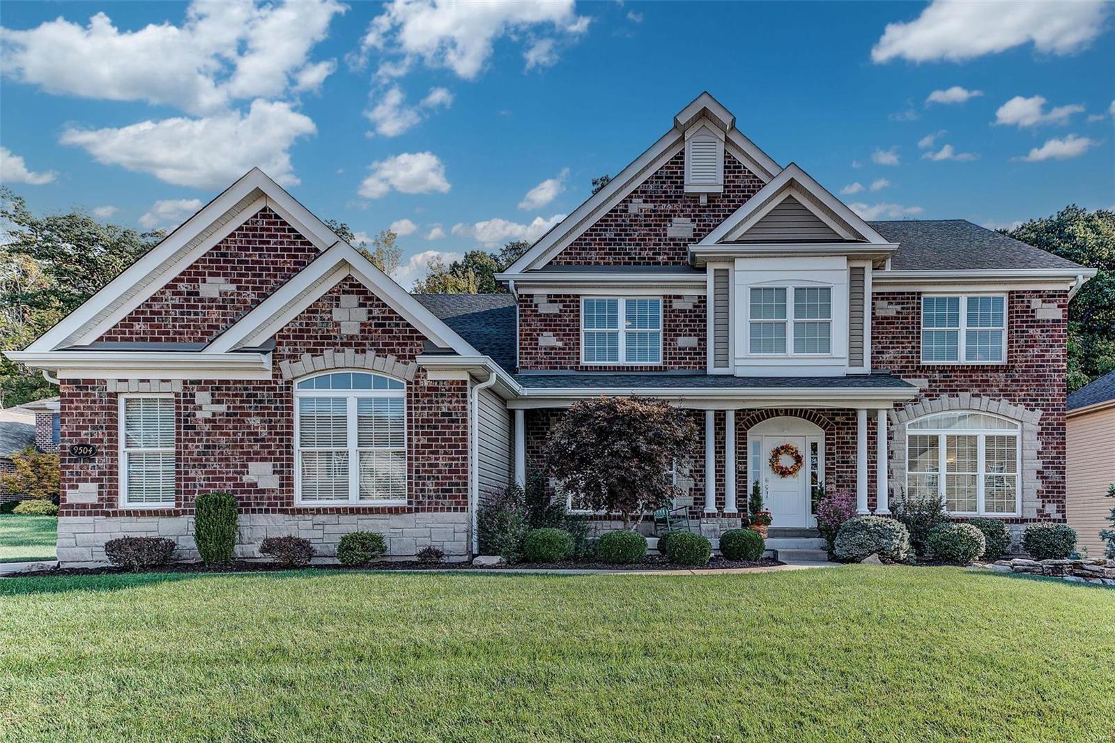 9504 Fringe Court Property Photo - St Louis, MO real estate listing