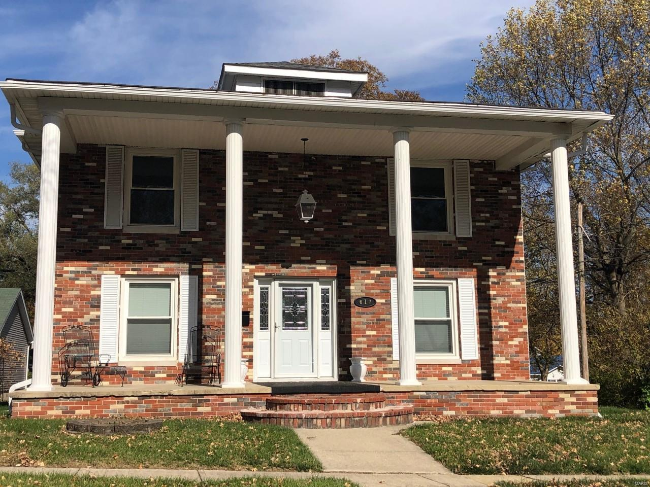 617 W Jefferson Property Photo - Vandalia, IL real estate listing
