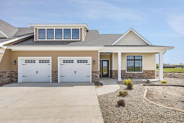 2050 Serenade Lane Property Photo - Troy, IL real estate listing