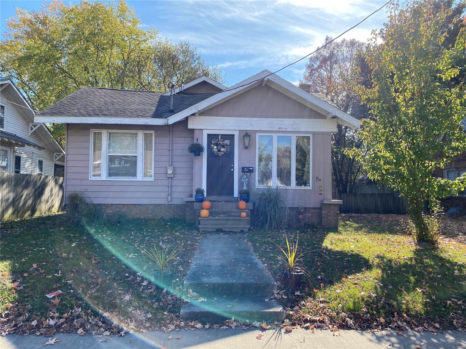 2121 Walnut Street Property Photo - Murphysboro, IL real estate listing