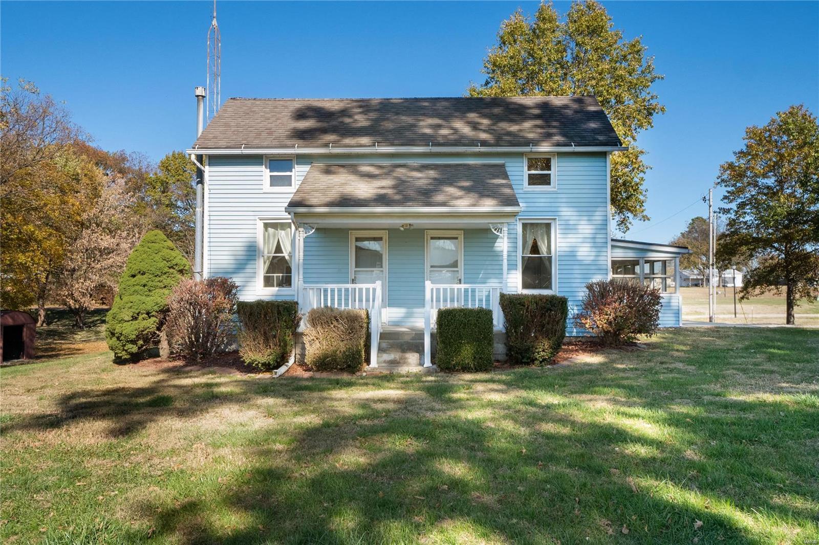 901 N Staude Street Property Photo - Okawville, IL real estate listing