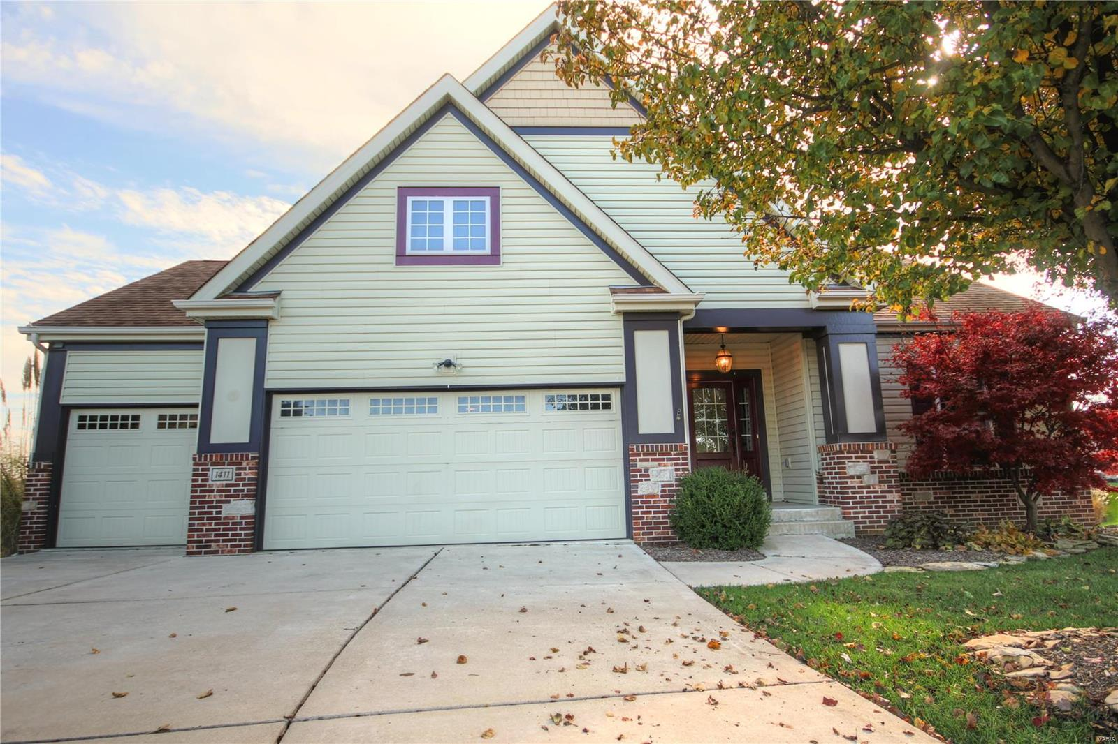 1411 Indigo Trail Property Photo - St Peters, MO real estate listing