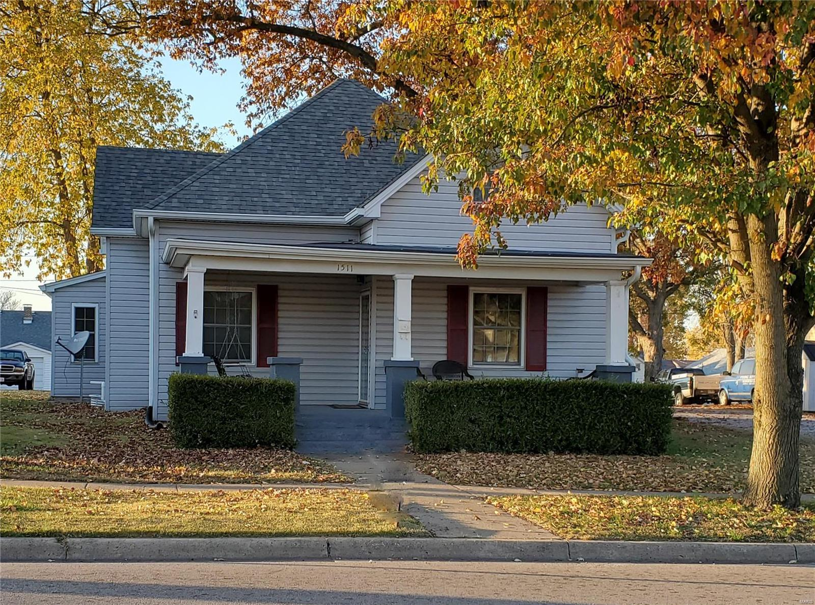 1511 Swanwick Street Property Photo - Chester, IL real estate listing