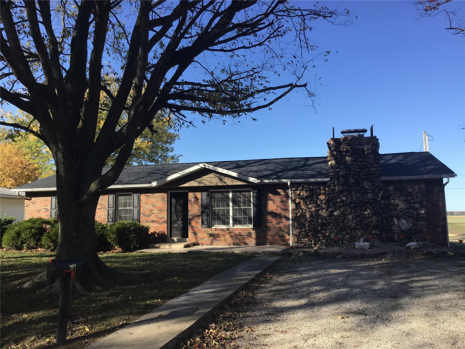 303 N Meadow Lane Property Photo - Steeleville, IL real estate listing