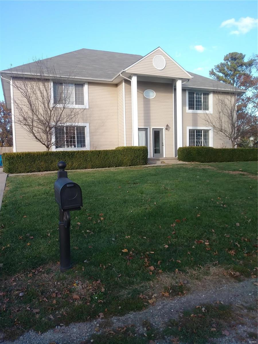 202 W Delmar Avenue #A & B Property Photo - Godfrey, IL real estate listing