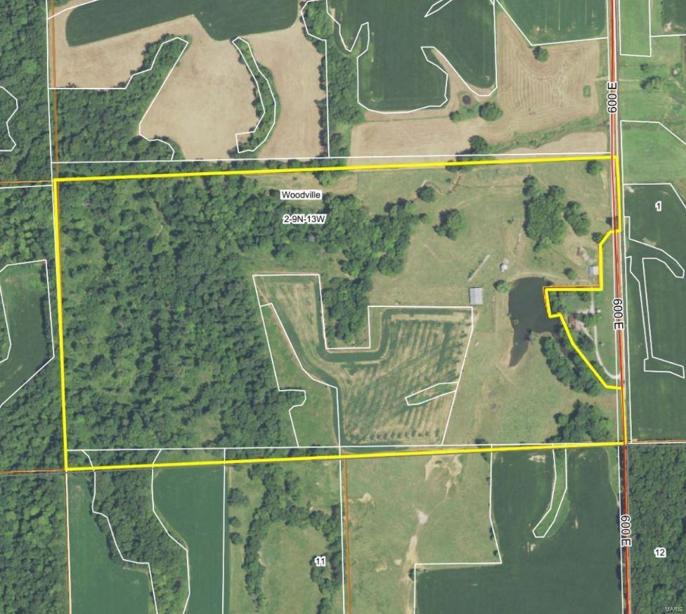 0 SW 500 AVE Property Photo - Eldred, IL real estate listing