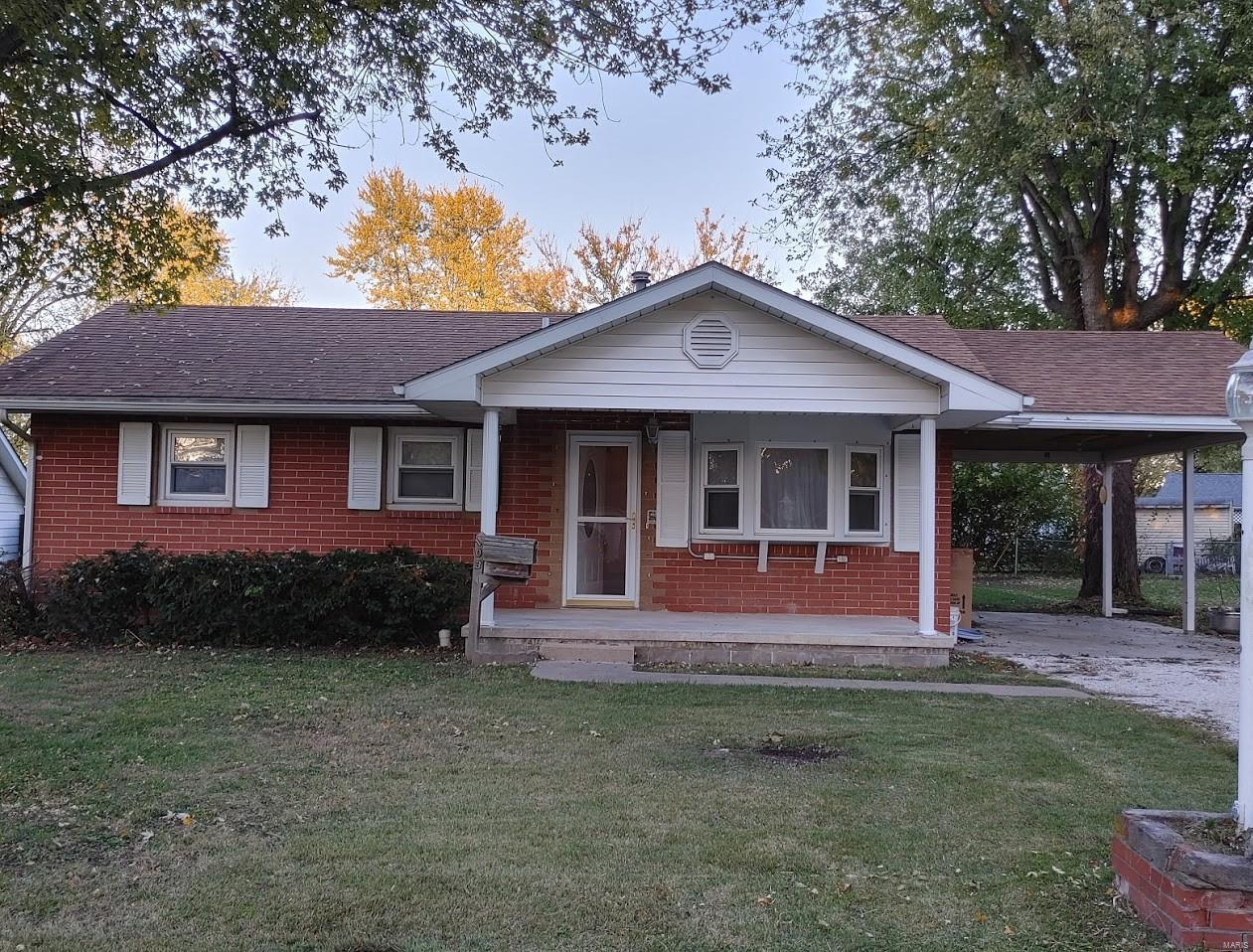 103 Circle Dr. Property Photo - Jerseyville, IL real estate listing