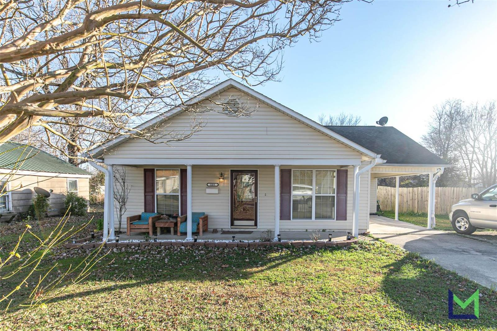 608 Don Property Photo - Poplar Bluff, MO real estate listing