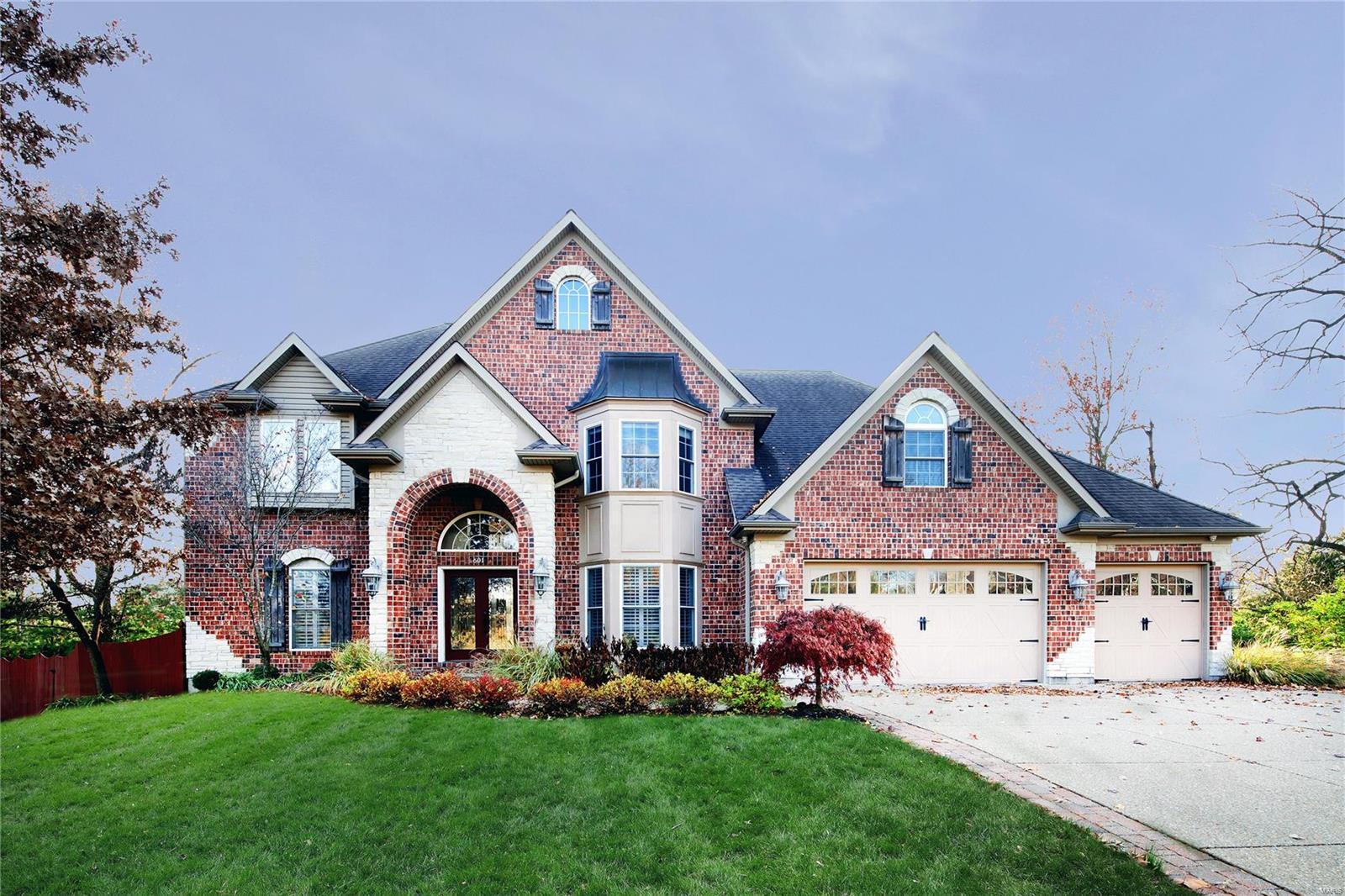 601 Essex Court Property Photo - Kirkwood, MO real estate listing