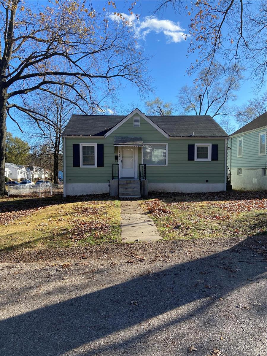 5336 Olene Drive Property Photo - Normandy, MO real estate listing